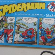 Cómics: SPIDERMAN - Nº 2 - TIRAS DE PRENSA - STAN LEE - JOHN ROMITA - FORUM CX15. Lote 170411892