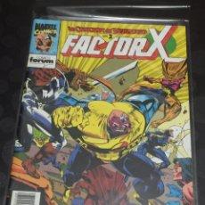 Cómics: FACTOR X N.68 VOL.1 . LA CANCIÓN DEL VERDUGO . ( 1988/1995 ). Lote 170465640