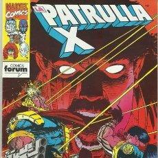 Cómics: PATRULLA X # 126 (VOL 1) FORUM 1ª EDICION VF. Lote 170484316