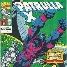 Cómics: PATRULLA X # 125 (VOL 1) FORUM 1ª EDICION. Lote 170484412