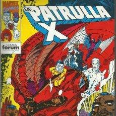 Cómics: PATRULLA X # 123 (VOL 1) FORUM 1ª EDICION. Lote 170484548