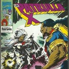 Cómics: PATRULLA X # 122 (VOL 1) FORUM 1ª EDICION 1993. Lote 170484640