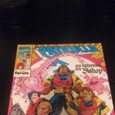 Cómics: PATRULLA X # 121 (VOL 1) FORUM 1ª EDICION 1992 VF 1ª AP DE BISHOP. Lote 170484712
