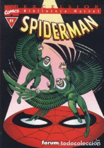 BIBLIOTECA MARVEL SPIDERMAN, NÚMERO 11 BM: SPIDERMAN #11 (Tebeos y Comics - Forum - Spiderman)