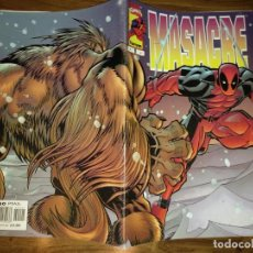 Cómics: MASACRE VOL III. Nº 1. FORUM. 1997. DEADPOOL.. Lote 170515656