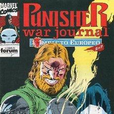 Comics: PUNISHER: WAR JOURNAL VOL.1 Nº14 - FORUM. Lote 170665765