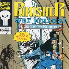 Comics: PUNISHER: WAR JOURNAL VOL.1 Nº16 - FORUM. Lote 170666395