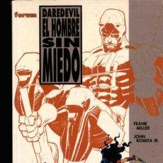 Cómics: EL HOMBRE SIN MIEDO DE FRANK MILLER Y JOHN ROMITA JR. Lote 170866580