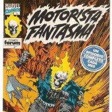 Comics: MOTORISTA FANTASMA. Nº 12. FORUM. (ST/B2.2). Lote 170875140