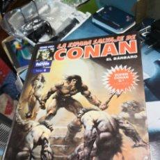 Cómics: LA ESPADA SALVAJE DE CONAN - Nº 8 / SUPER CONAN - FORUM COMICS 2ª EDICION TAPA DURA MÁS REGALO DVD. Lote 170918755