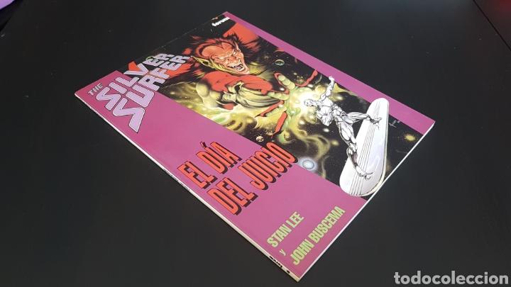 DE KIOSCO THE SILVER SURFER EL DIA DEL JUICIO 6 TOMO FORUM (Tebeos y Comics - Forum - Prestiges y Tomos)