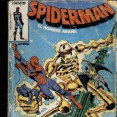 Comics : SPIDERMAN CONTIENE LOS NºS 16 AL 20. Lote 170930160