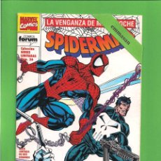 Comics: SPIDERMAN - Nº 6 - LA VENGANZA DE MEDIANOCHE - FORUM. (1993).. Lote 170949030