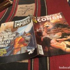 Cómics: LA ESPADA SALVAJE DE CONAN EL BARBARO. SERIE ORO. Nº 165. FORUM. Lote 170961472
