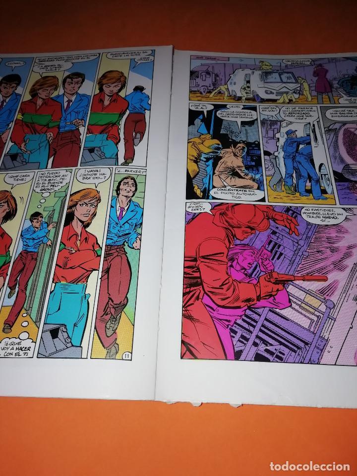 Cómics: SPIDERMAN . OBRAS MAESTRAS Nº 5 Y 16 . TORMENTO Y LA SAGA DEL TRAJE ALIENIGENA. - Foto 6 - 171009678