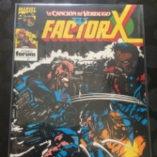 Fumetti: FACTOR X N.69 VOL.1 . LA CANCION DEL VERDUGO . ( 1988/1995 ). Lote 171029968