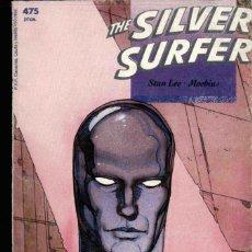 Cómics: SILVER SURFER, STAN LEE - MOEBIUS. Lote 171050809