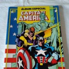 Cómics: 42-ALBUM ESPECIAL CAPITAN AMERICA, FORUM, 1987. Lote 171056542