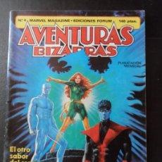 Comics : AVENTURAS BIZARRAS Nº 4 COMICS FORUM . Lote 171071913