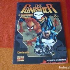 Cómics: THE PUNISHER COLECCIONABLE Nº 18 ( BARON POTTS ) ¡MUY BUEN ESTADO! FORUM MARVEL EL CASTIGADOR. Lote 171075334