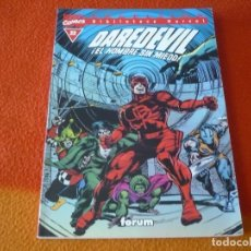 Cómics: DAREDEVIL Nº 22 BIBLIOTECA MARVEL ( SHOOTER KANE COLAN ) ¡MUY BUEN ESTADO! FORUM. Lote 171077538