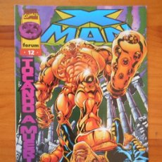 Comics: X MAN VOLUMEN 2 - Nº 12 - MARVEL - FORUM (BQ). Lote 171191019