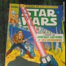 Cómics: STAR WARS Nº 9 FORUM. Lote 171244010