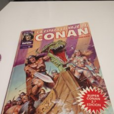 Cómics: LA ESPADA SALVAJE DE CONAN - SUPER CONAN - Nº 16. 2ª EDICIÓN. Lote 171281154