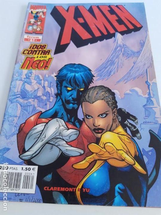 X-MEN VOL. 2 NUM. 61 (Tebeos y Comics - Forum - X-Men)