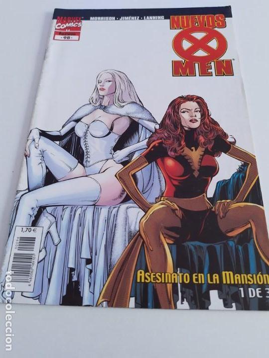 X-MEN VOL. 2. NUEVOS X-MEN. NUM. 98 (Tebeos y Comics - Forum - X-Men)
