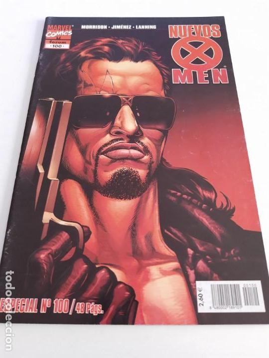 X-MEN VOL. 2. NUEVOS X-MEN. NUM. 100 (Tebeos y Comics - Forum - X-Men)