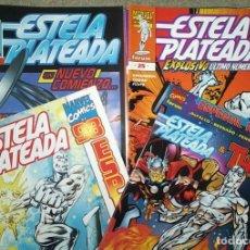 Cómics: ESTELA PLATEADA VOL.3 (25 NÚMEROS COMPLETA + 2 ESPECIALES). Lote 171327929