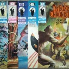 Cómics: EPIC SERIES: THE BOZZ CHRONICLES (1 AL 6 COMPLETA). Lote 171331257
