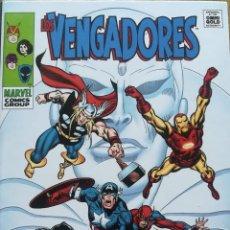 Cómics: LOS VENGADORES UNIDOS EN COMBATE. Lote 171366218