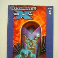 Cómics: ULTIMATE X-MEN VOL.1 Nº 4 (FORUM) MARVEL. Lote 171441820