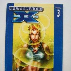 Cómics: ULTIMATE X-MEN VOL.1 Nº 3 (FORUM) MARVEL. Lote 171441909