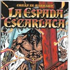 Cómics: CONAN EL BARBARO. Lote 171516217
