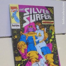 Cómics: THE SILVER SURFER VOL. 2 Nº 18 - FORUM - OCASION. Lote 171523537