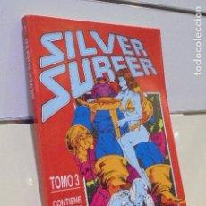 Cómics: RETAPADO TOMO 3 SILVER SURFER VOL. 2 CONTIENE LOS Nº 15 AL 21 DE LA COLECCION - FORUM - OCASION. Lote 171524029