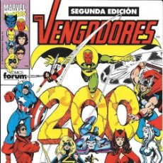 Cómics: LOS VENGADORES VOL. 1 2ª EDICION Nº 19 - FORUM - MUY BUEN ESTADO. Lote 211508025