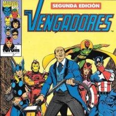 Cómics: LOS VENGADORES VOL. 1 2ª EDICION Nº 20 - FORUM - MUY BUEN ESTADO. Lote 211508166