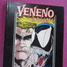 Cómics: VENENO EL ORIGEN TODD MCFARLANE OBRAS MAESTRAS 11 FORUM.. Lote 171593048