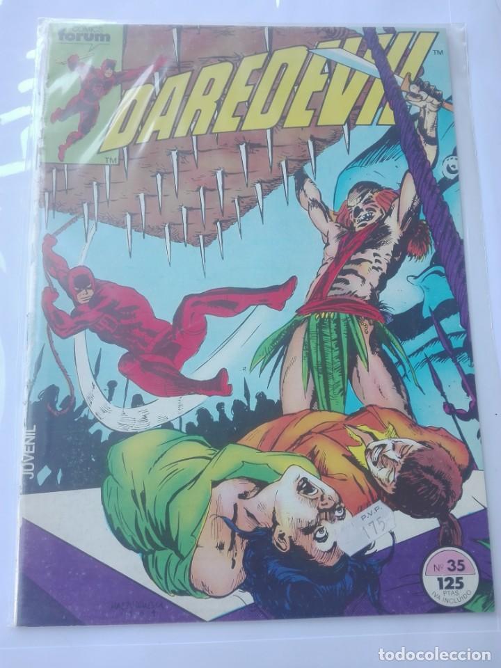 DAREDEVIL 35 VOLUMEN 1 # Q (Tebeos y Comics - Forum - Daredevil)