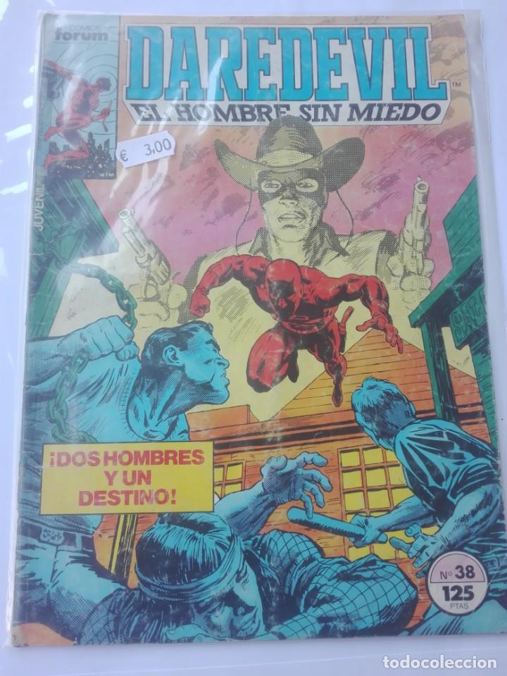 DAREDEVIL 38 VOLUMEN 1 # Q (Tebeos y Comics - Forum - Daredevil)