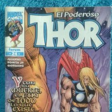 Cómics: EL PODEROSO THOR. Lote 171679038