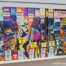 Cómics: LOS HIJOS DE LA MEDIANOCHE COMPLETA 6 NUMEROS - FORUM - OCASION. Lote 171702079
