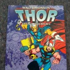 Comics : THOR DE WALT SIMONSON - LA SAGA DE SURTUR 2 - IMPECABLE. Lote 171813170