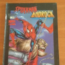 Cómics: SPIDERMAN BADROCK Nº 1. 15 AÑOS FORUM. Lote 178398805