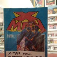 Cómics: X-MAN . COLECCION COMPLETA. 9 TOMOS 49 NUMEROS. FORUM.. Lote 172072389