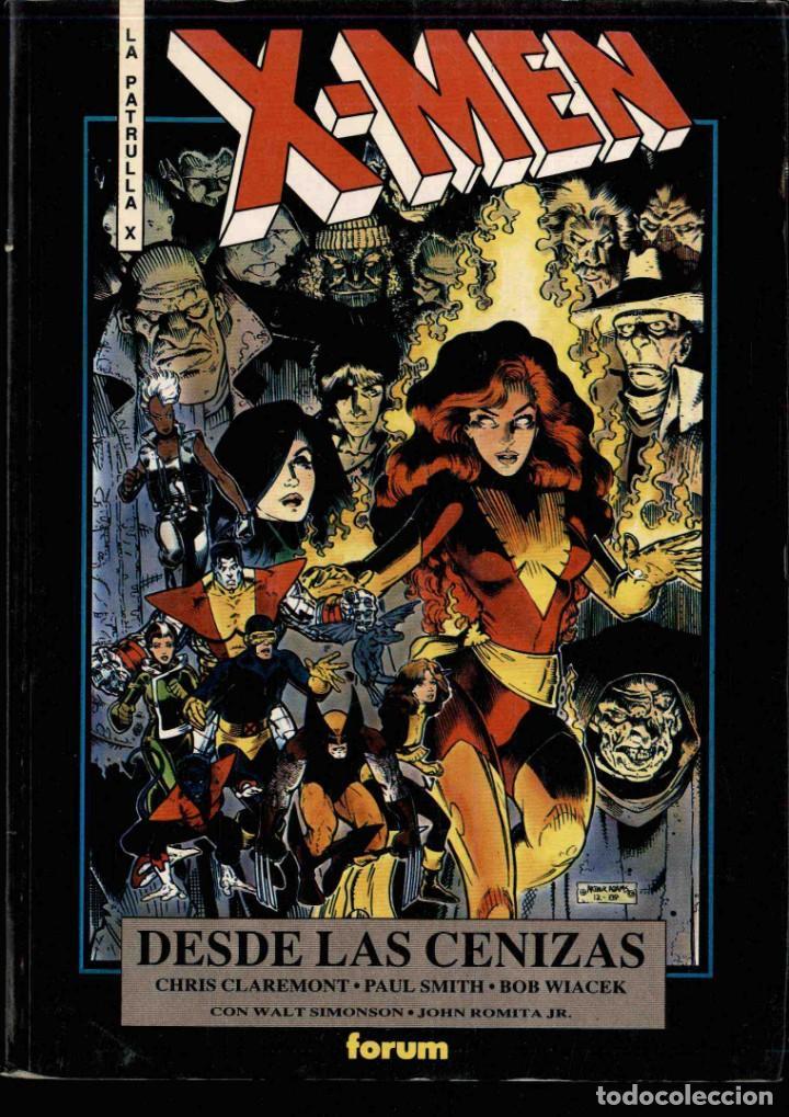 X-MEN DESDE LAS CENIZAS (Tebeos y Comics - Forum - Prestiges y Tomos)